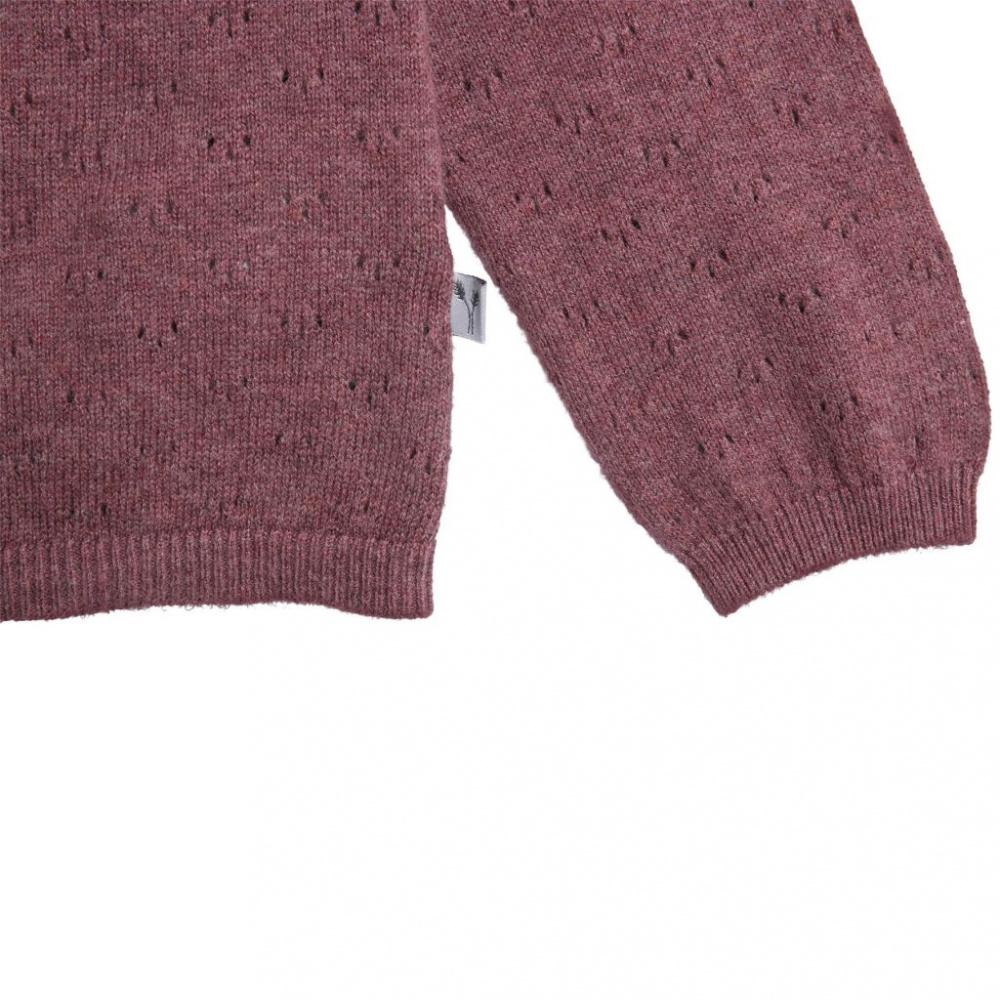982ce1c9e59 Wheat - Cardigan Knit maja - Lille Gul
