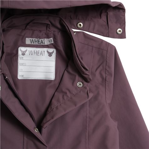 Bilde av Wheat - Suit Outdoor Frankie Dark lavendel