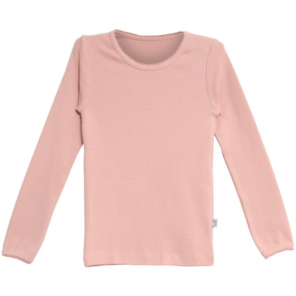 Bilde av Wheat - Basic t-shirt Misty Rose